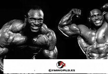Dieta de Lee Haney