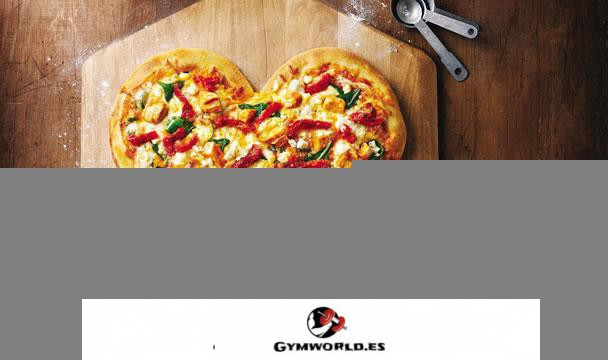 Pizza saludable