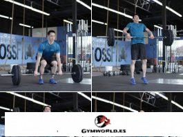 Power cleans