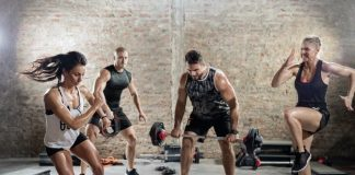 HIIT-Workout