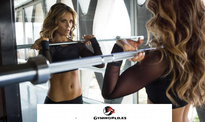 Chica fitness